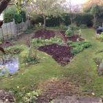 compost feeds thegarden